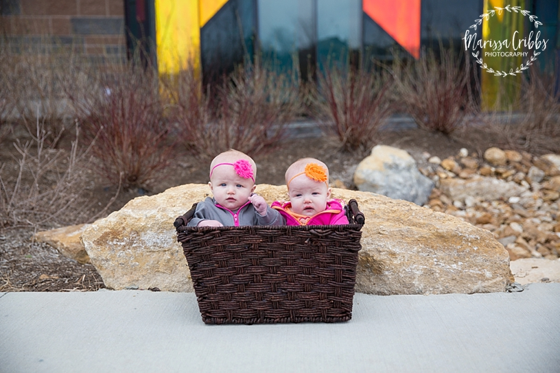 Twins Six Month Photos | Marissa Cribbs Photography | Museum at Prairie Fire_2599.jpg