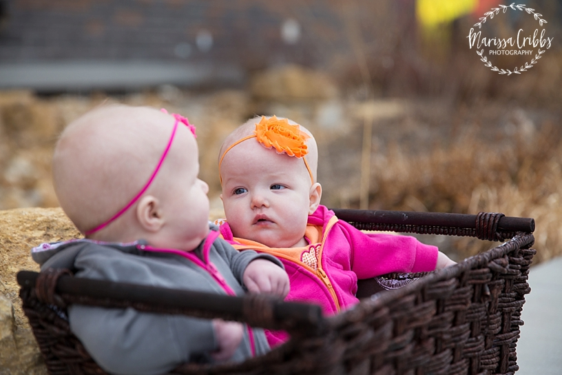 Twins Six Month Photos | Marissa Cribbs Photography | Museum at Prairie Fire_2603.jpg