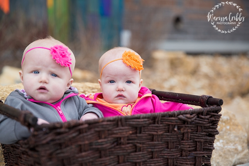 Twins Six Month Photos | Marissa Cribbs Photography | Museum at Prairie Fire_2605.jpg