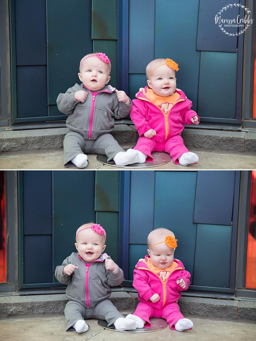 Twins Six Month Photos | Marissa Cribbs Photography | Museum at Prairie Fire_2608.jpg