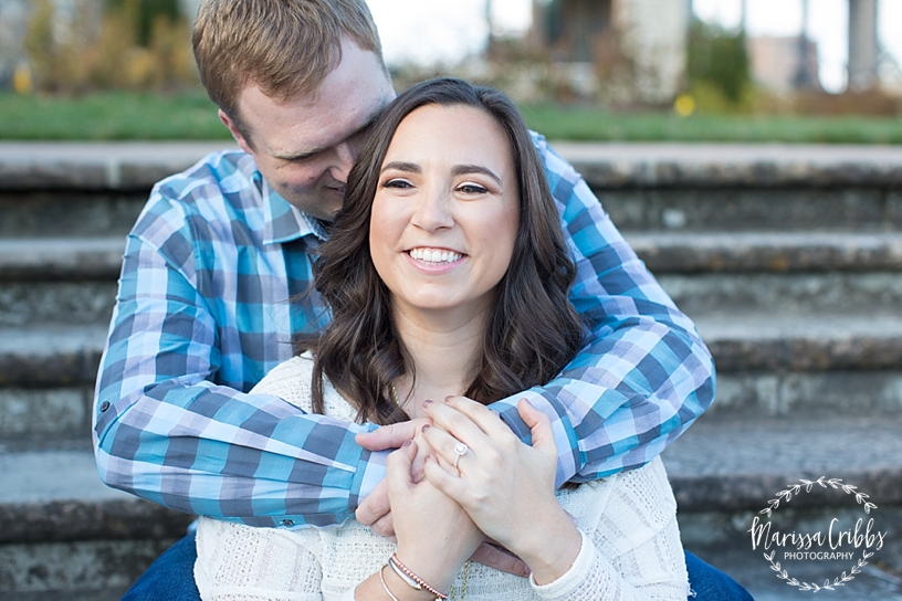 Heath & Jessica | Loose Park | Marissa Cribbs Photography | KC Engagement Photos_2775.jpg