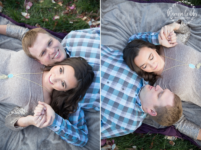 Heath & Jessica | Loose Park | Marissa Cribbs Photography | KC Engagement Photos_2790.jpg