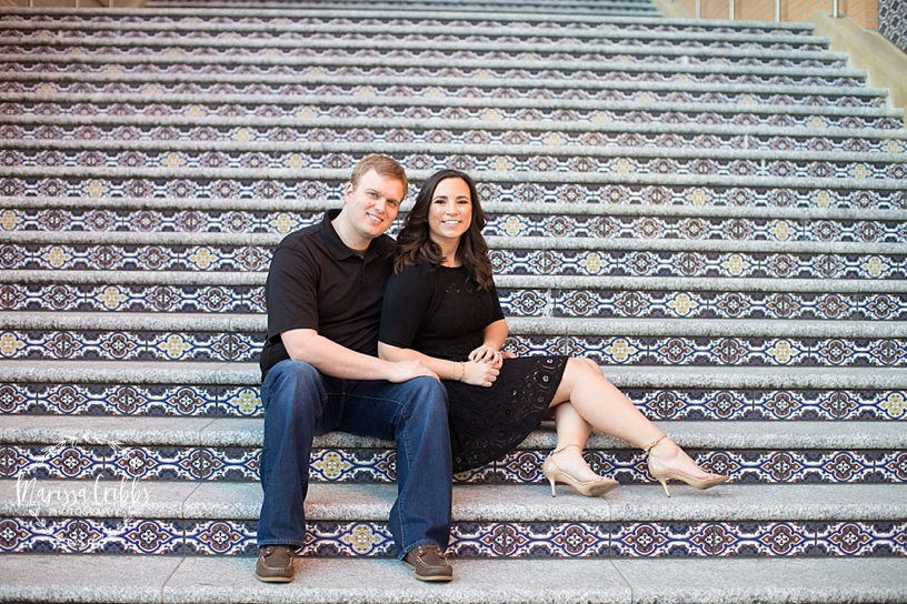 Heath & Jessica | Loose Park | Marissa Cribbs Photography | KC Engagement Photos_2807.jpg