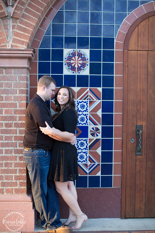 Heath & Jessica | Loose Park | Marissa Cribbs Photography | KC Engagement Photos_2814.jpg