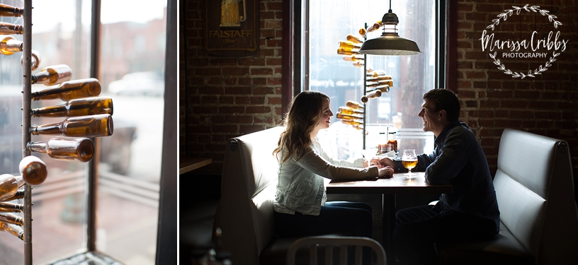 CJ & Lauren | Beer Kitchen | Terrace On Grand | Power and Light KC | Marissa Cribbs Photography | KC Engagement Photos_2816.jpg