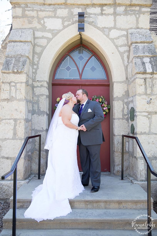 Manhattan, KS Wedding at Bill Snyder Family Stadium ...