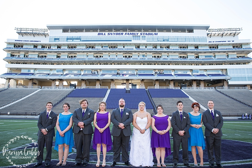 Manhattan Kansas Wedding | Bill Snyder Family Stadium | K-State Wedding | KSU | Marissa Cribbs Photography_3015.jpg