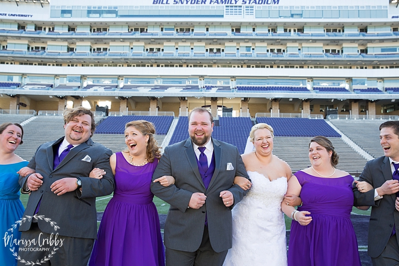 Manhattan Kansas Wedding | Bill Snyder Family Stadium | K-State Wedding | KSU | Marissa Cribbs Photography_3018.jpg