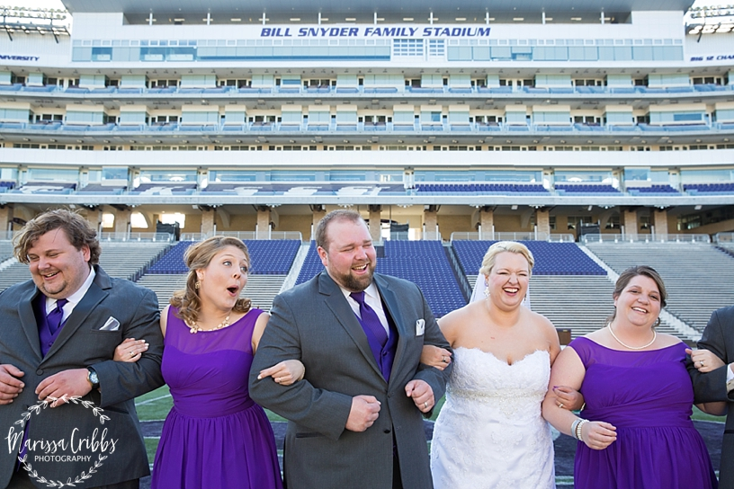 Manhattan Kansas Wedding | Bill Snyder Family Stadium | K-State Wedding | KSU | Marissa Cribbs Photography_3019.jpg