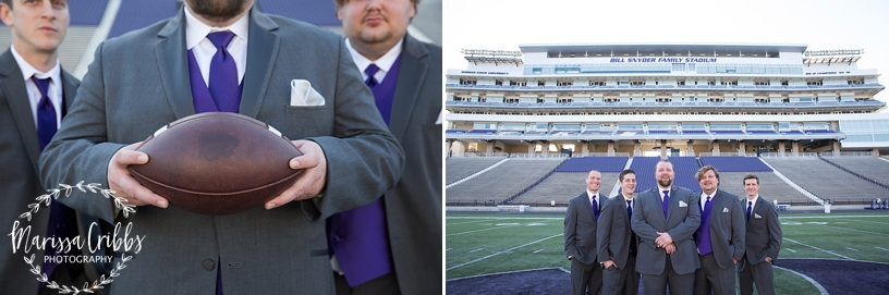 Manhattan Kansas Wedding | Bill Snyder Family Stadium | K-State Wedding | KSU | Marissa Cribbs Photography_3021.jpg