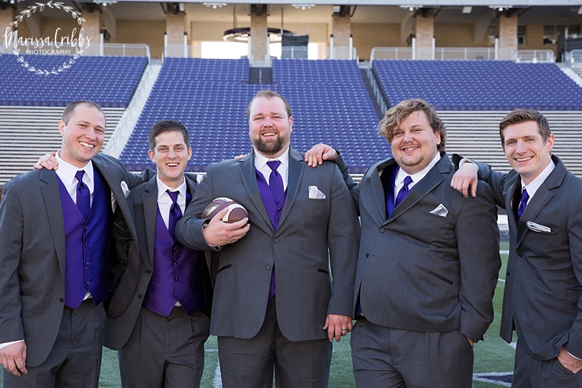 Manhattan Kansas Wedding | Bill Snyder Family Stadium | K-State Wedding | KSU | Marissa Cribbs Photography_3020.jpg