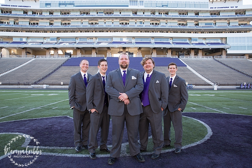Manhattan Kansas Wedding | Bill Snyder Family Stadium | K-State Wedding | KSU | Marissa Cribbs Photography_3022.jpg