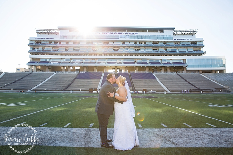 Manhattan Kansas Wedding | Bill Snyder Family Stadium | K-State Wedding | KSU | Marissa Cribbs Photography_3043.jpg