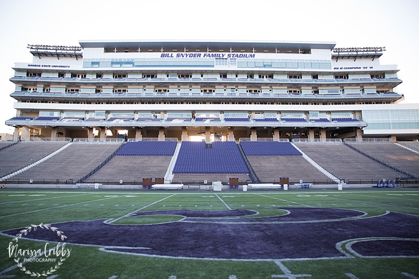 Manhattan Kansas Wedding | Bill Snyder Family Stadium | K-State Wedding | KSU | Marissa Cribbs Photography_3045.jpg