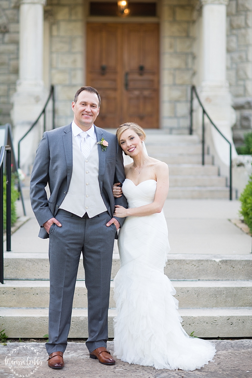 Lawrence, KS Wedding Photography | The Castle Tea Room | Marissa Cribbs Photography_3479.jpg