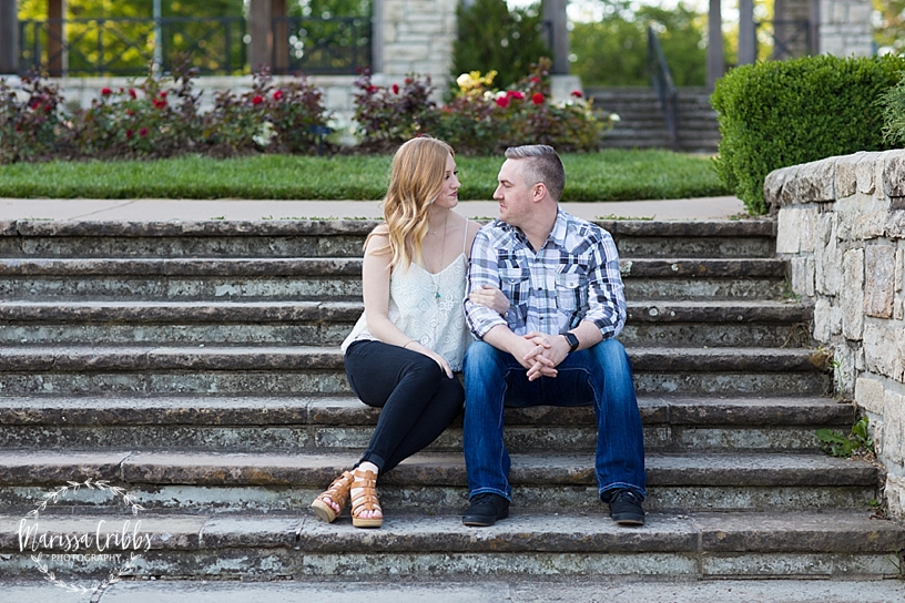 Loose Park | KC Country Club Plaza Engagement Photos | KC Engagement Photos | Marissa Cribbs Photography_3772.jpg