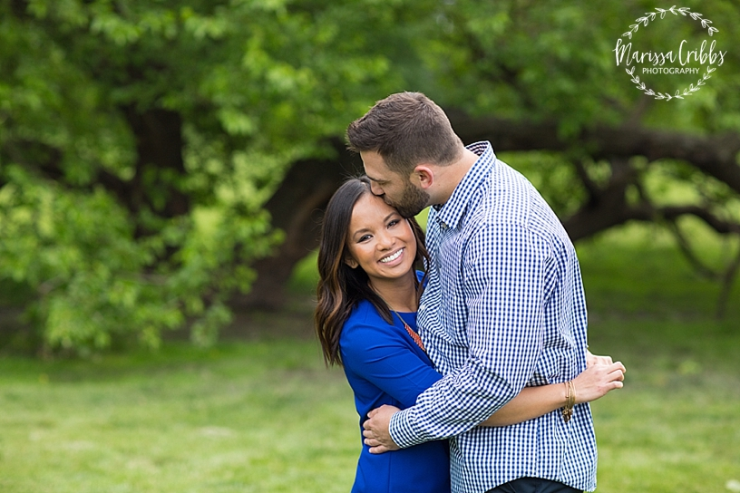 Thuy and Jeff | Loose Park and West Bottoms KC Engagement Pictures | Marissa Cribbs Photography_3876.jpg