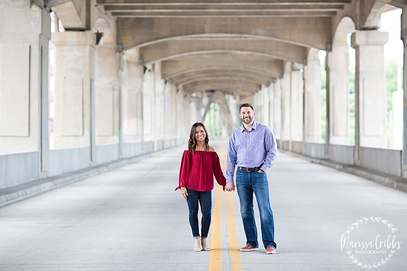 Thuy and Jeff | Loose Park and West Bottoms KC Engagement Pictures | Marissa Cribbs Photography_3880.jpg