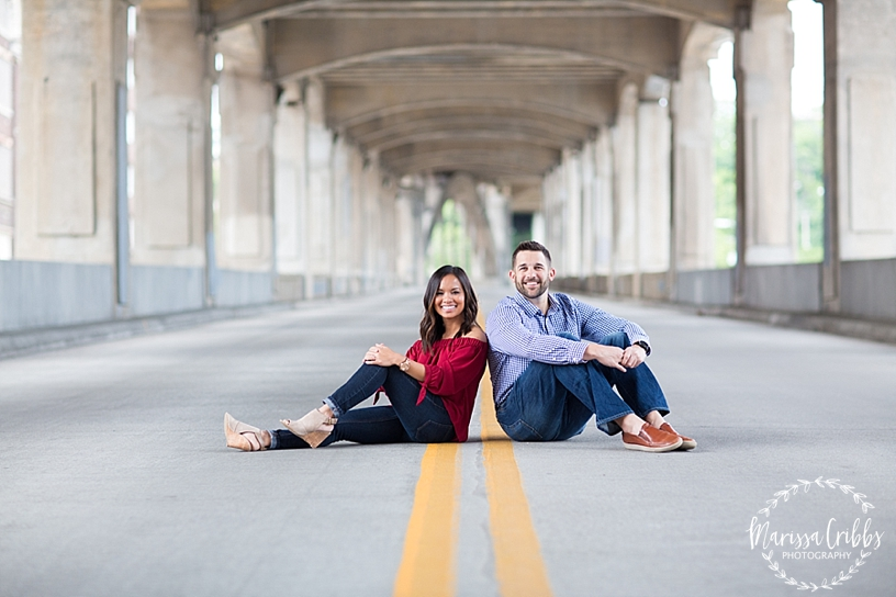 Thuy and Jeff | Loose Park and West Bottoms KC Engagement Pictures | Marissa Cribbs Photography_3882.jpg
