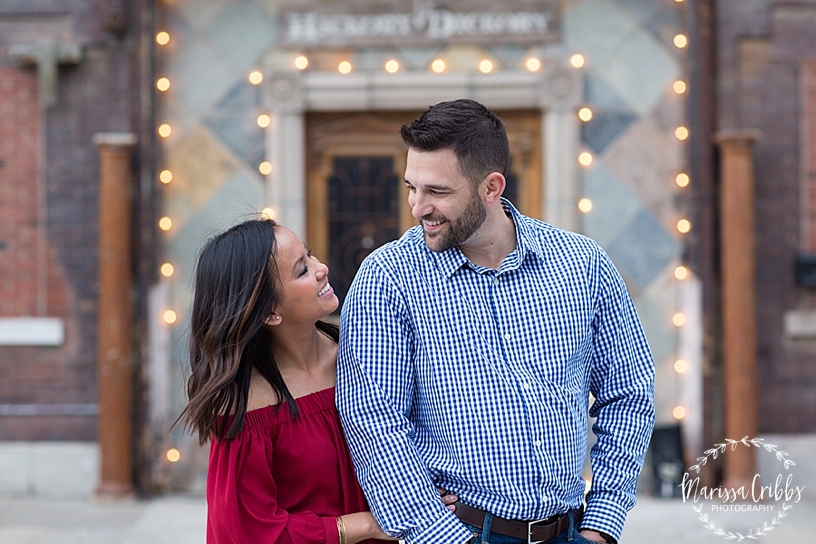 Thuy and Jeff | Loose Park and West Bottoms KC Engagement Pictures | Marissa Cribbs Photography_3886.jpg