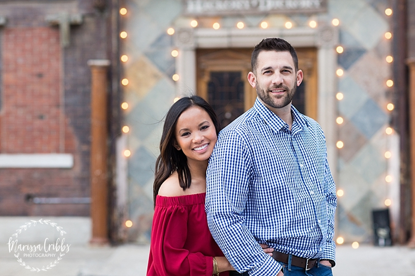 Thuy and Jeff | Loose Park and West Bottoms KC Engagement Pictures | Marissa Cribbs Photography_3887.jpg
