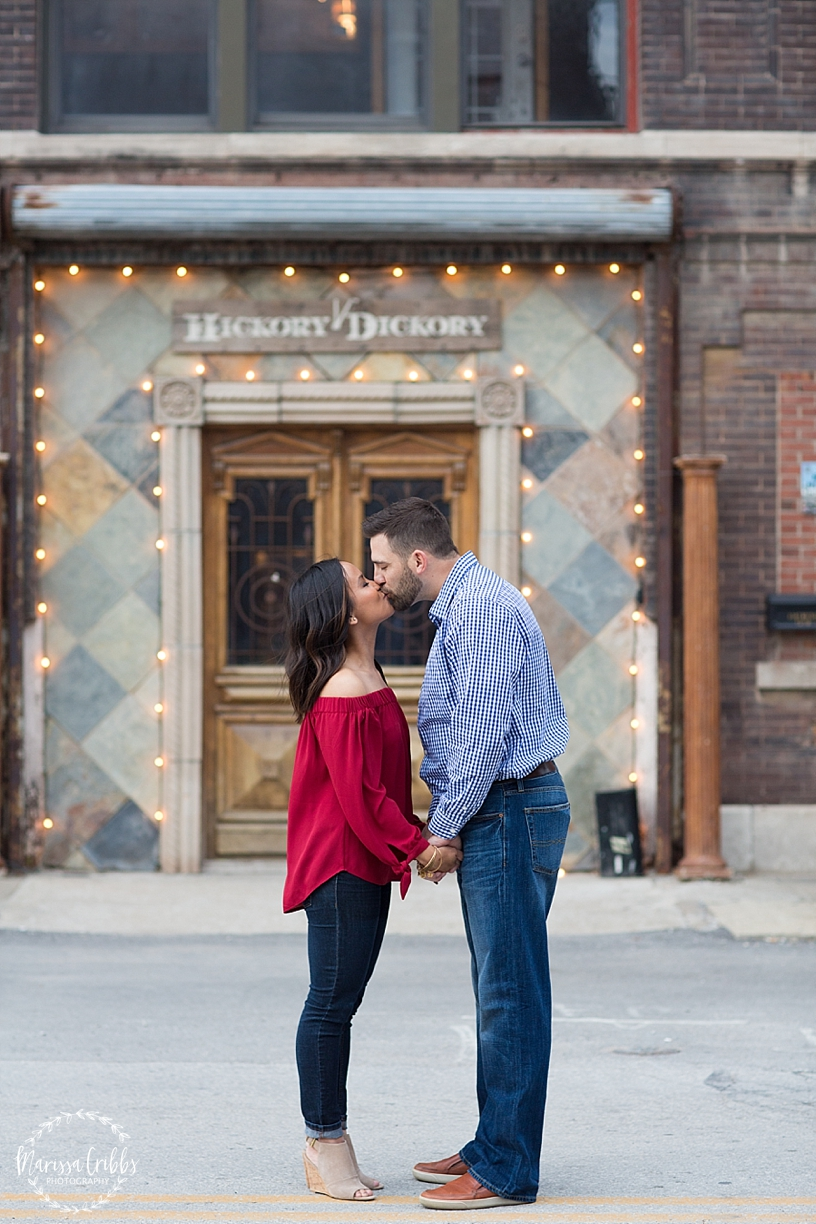 Thuy and Jeff | Loose Park and West Bottoms KC Engagement Pictures | Marissa Cribbs Photography_3888.jpg