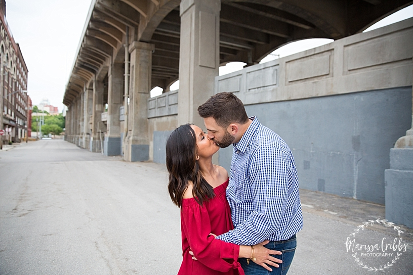 Thuy and Jeff | Loose Park and West Bottoms KC Engagement Pictures | Marissa Cribbs Photography_3893.jpg