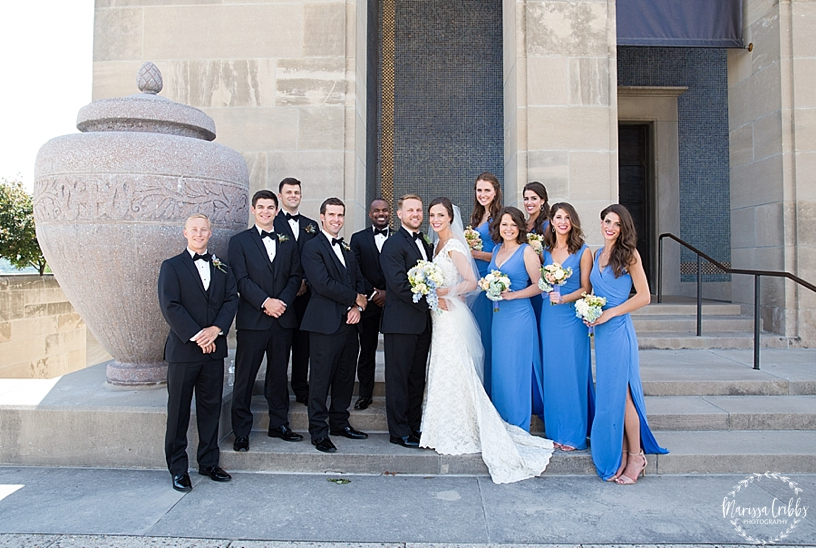John & Tess Kansas City Wedding | The Mark Twain Ballroom | Marissa Cribbs Photography | St. Agnes Catholic Church_3968.jpg