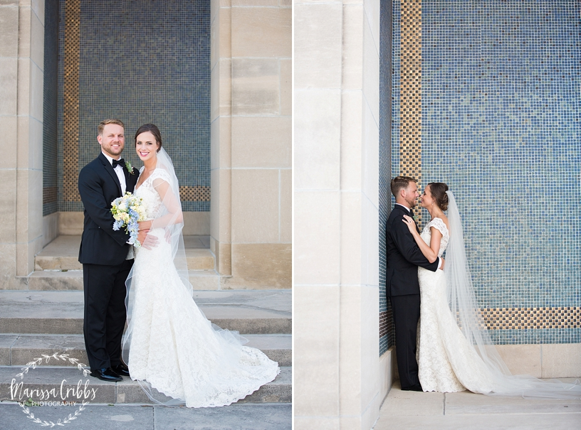 John & Tess Kansas City Wedding | The Mark Twain Ballroom | Marissa Cribbs Photography | St. Agnes Catholic Church_3972.jpg