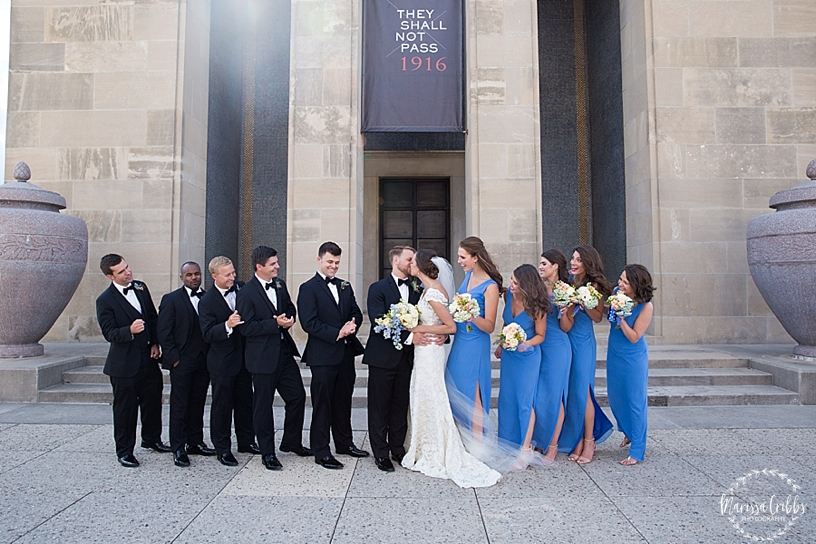 John & Tess Kansas City Wedding | The Mark Twain Ballroom | Marissa Cribbs Photography | St. Agnes Catholic Church_3971.jpg