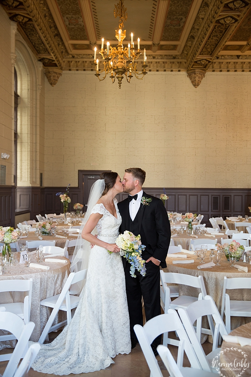 John & Tess Kansas City Wedding | The Mark Twain Ballroom | Marissa Cribbs Photography | St. Agnes Catholic Church_4006.jpg