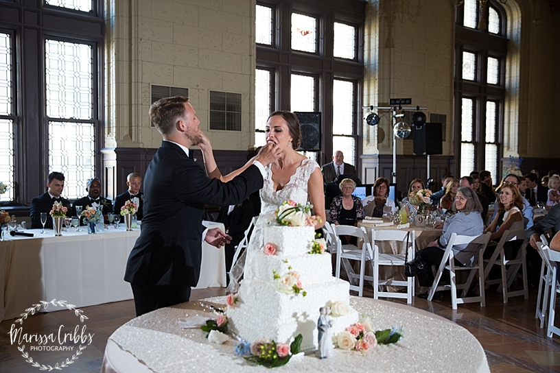 John & Tess Kansas City Wedding | The Mark Twain Ballroom | Marissa Cribbs Photography | St. Agnes Catholic Church_4013.jpg