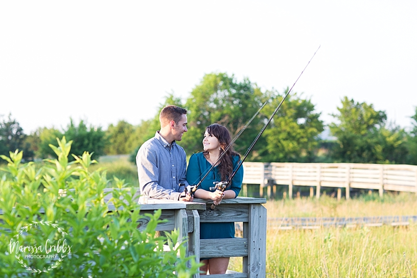 Wichita, KS Engagement Photography | Great Plains Nature Center | Old Town | Marissa Cribbs Photography_4158.jpg