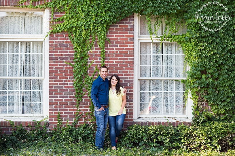 Wichita, KS Engagement Photography | Great Plains Nature Center | Old Town | Marissa Cribbs Photography_4169.jpg
