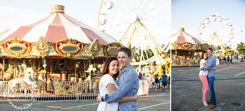 Wichita, KS Engagement Photography | Wichita River Festival | Old Town Wichita | Marissa Cribbs Photography_4178.jpg