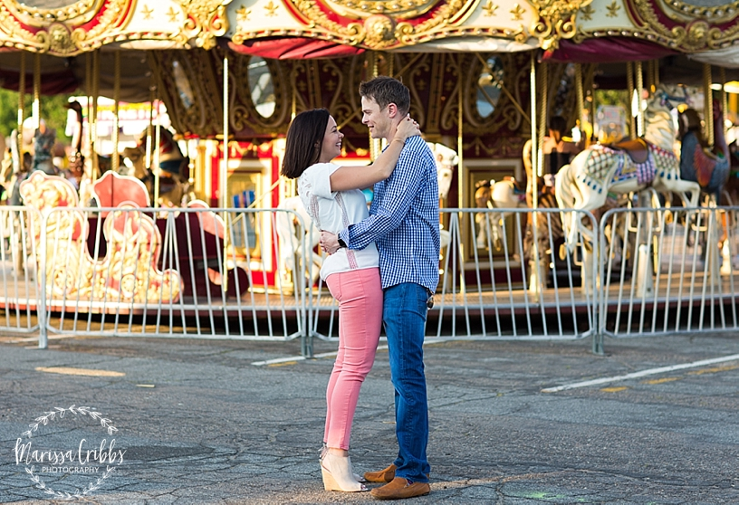 Wichita, KS Engagement Photography | Wichita River Festival | Old Town Wichita | Marissa Cribbs Photography_4177.jpg