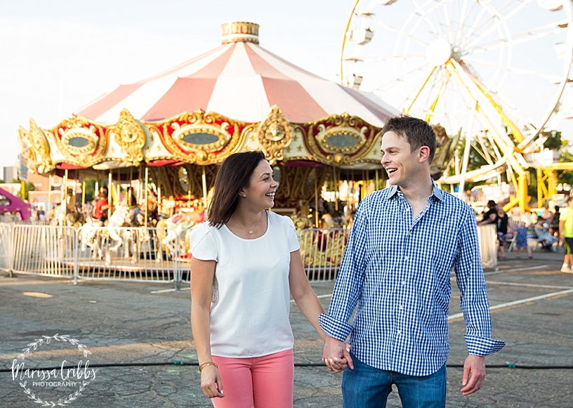 Wichita, KS Engagement Photography | Wichita River Festival | Old Town Wichita | Marissa Cribbs Photography_4180.jpg