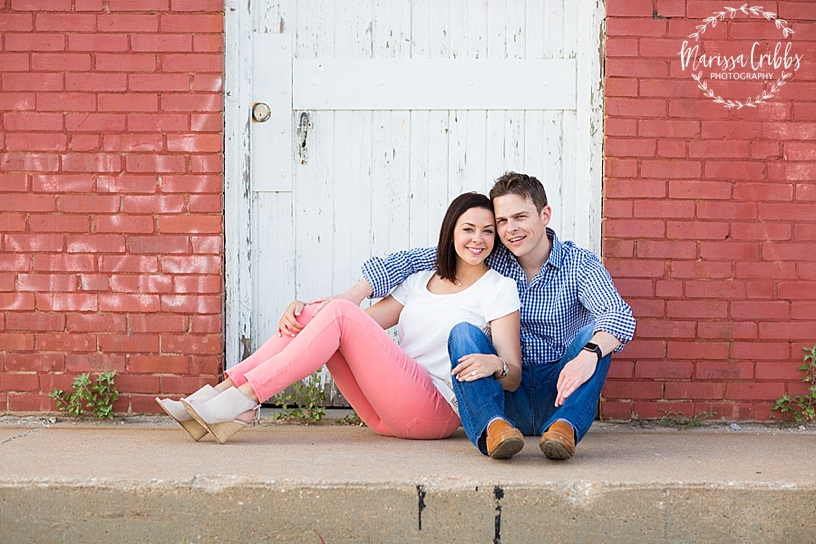 Wichita, KS Engagement Photography | Wichita River Festival | Old Town Wichita | Marissa Cribbs Photography_4187.jpg