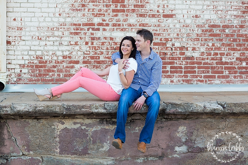 Wichita, KS Engagement Photography | Wichita River Festival | Old Town Wichita | Marissa Cribbs Photography_4190.jpg