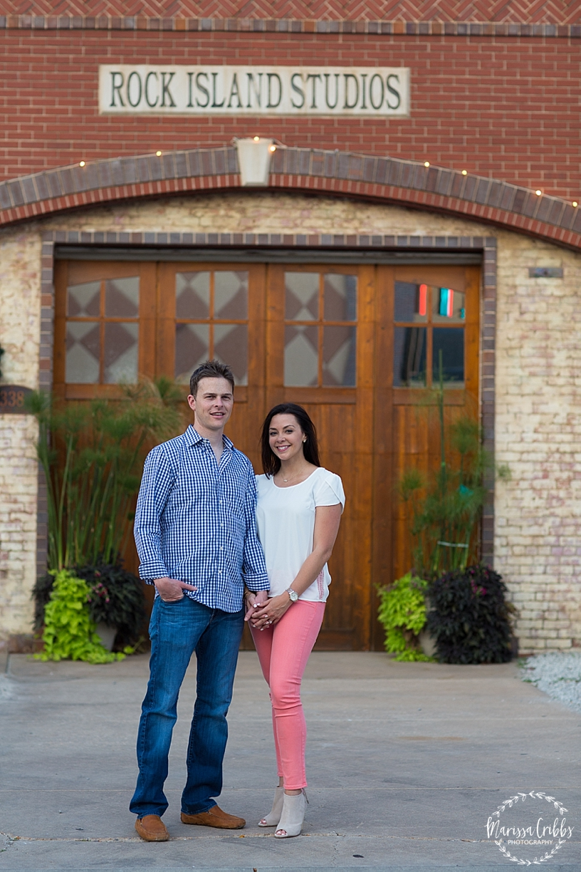 Wichita, KS Engagement Photography | Wichita River Festival | Old Town Wichita | Marissa Cribbs Photography_4195.jpg