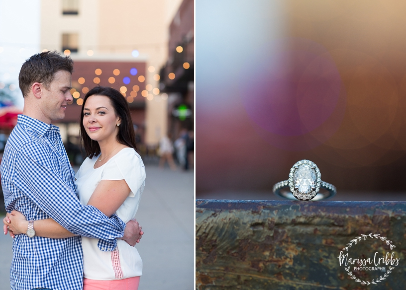 Wichita, KS Engagement Photography | Wichita River Festival | Old Town Wichita | Marissa Cribbs Photography_4199.jpg