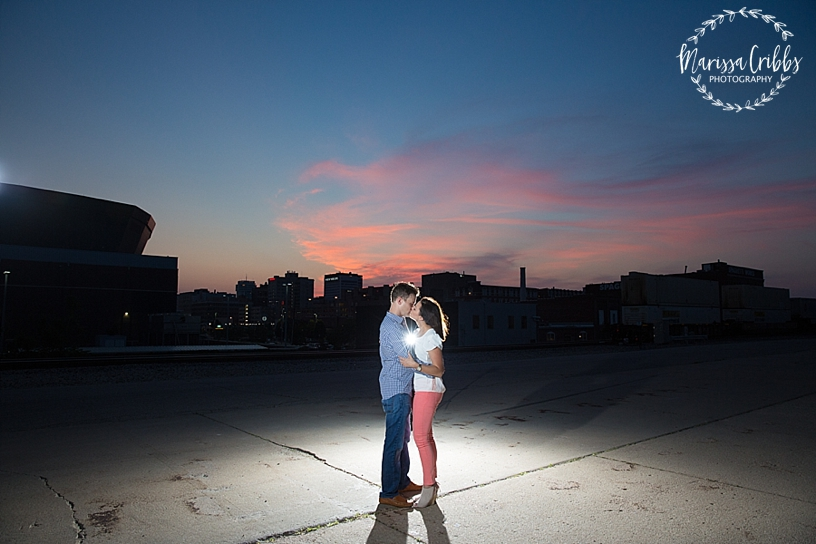 Wichita, KS Engagement Photography | Wichita River Festival | Old Town Wichita | Marissa Cribbs Photography_4202.jpg