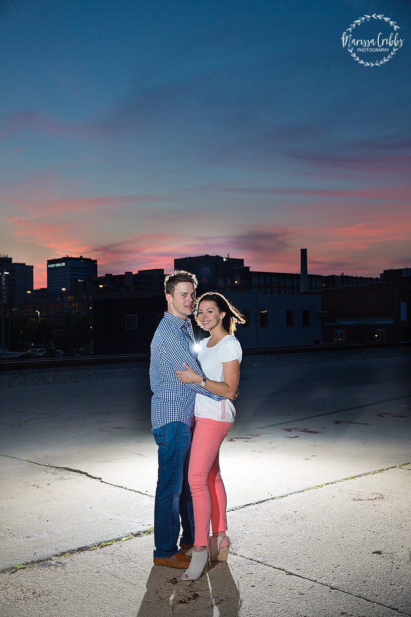 Wichita, KS Engagement Photography | Wichita River Festival | Old Town Wichita | Marissa Cribbs Photography_4203.jpg