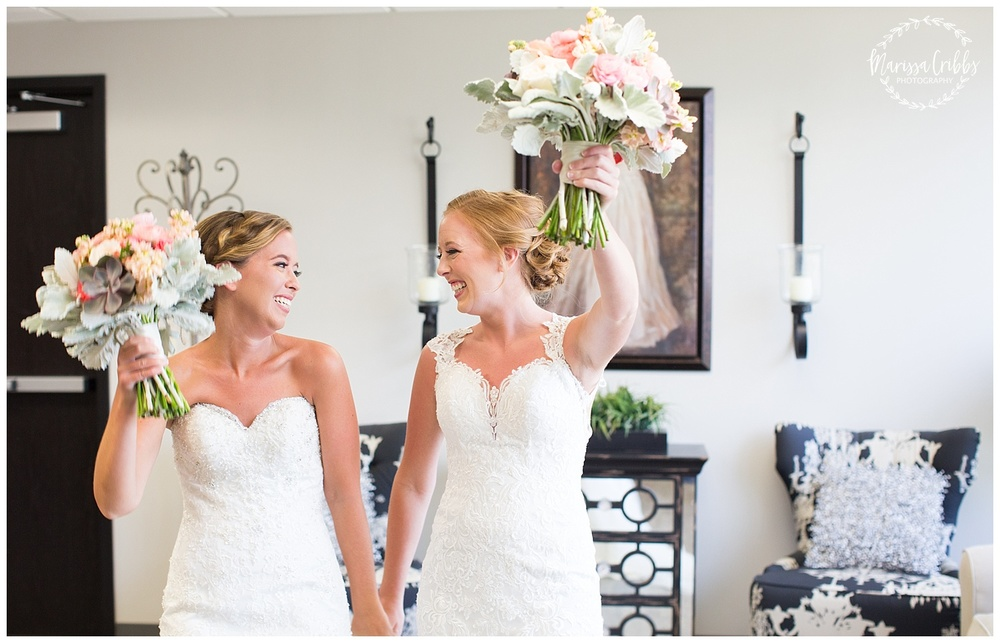 Twin Double Wedding | Union Horse Distilling Co. | Marissa Cribbs Photography | KC Weddings_0031.jpg