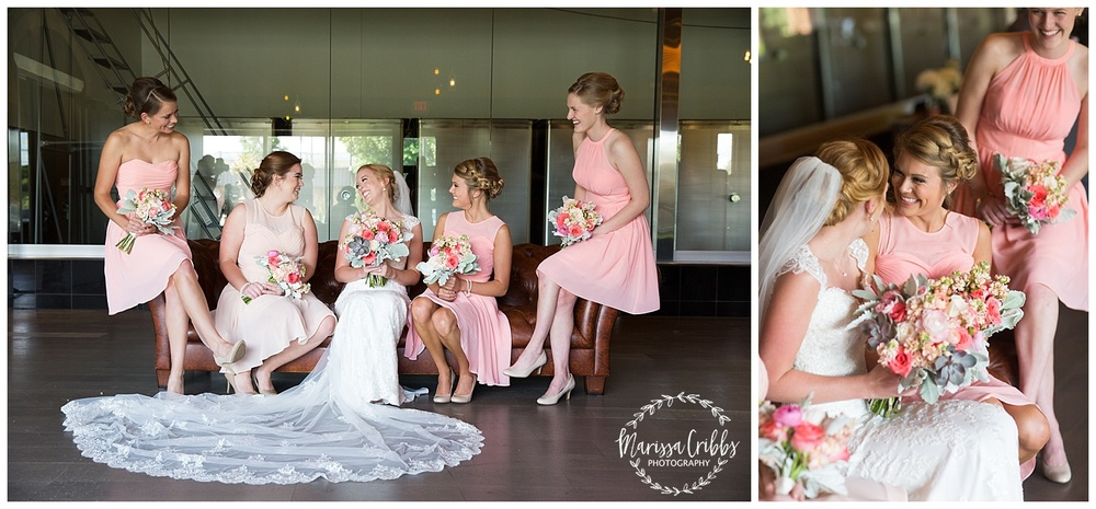 Twin Double Wedding | Union Horse Distilling Co. | Marissa Cribbs Photography | KC Weddings_0073.jpg