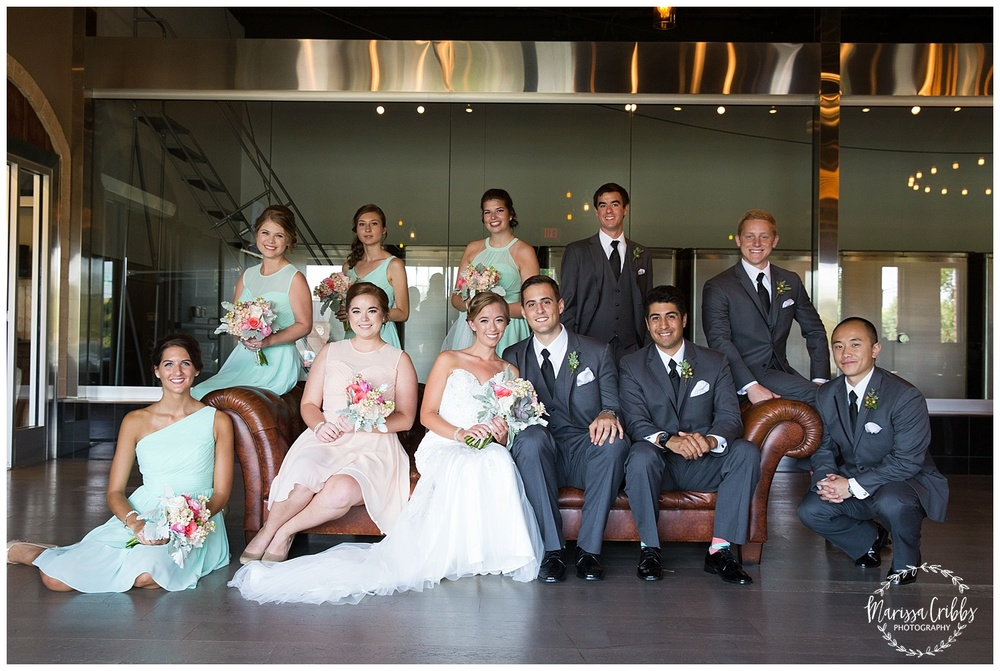 Twin Double Wedding | Union Horse Distilling Co. | Marissa Cribbs Photography | KC Weddings_0076.jpg