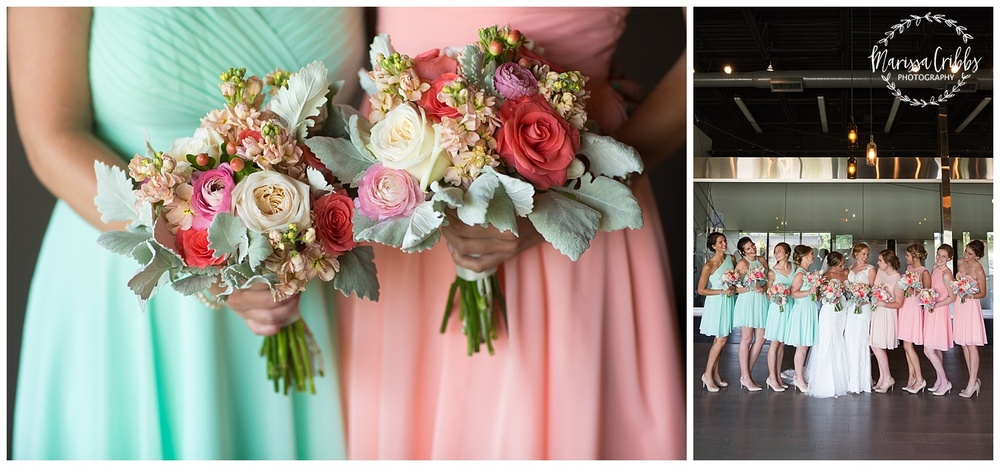 Twin Double Wedding | Union Horse Distilling Co. | Marissa Cribbs Photography | KC Weddings_0081.jpg