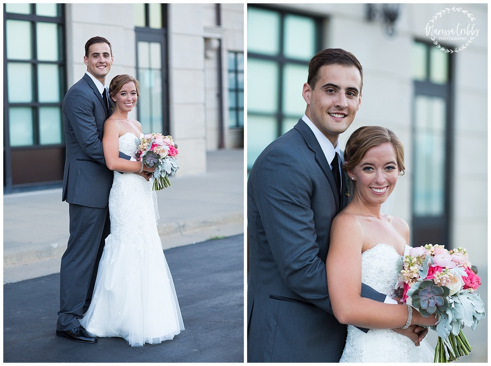 Twin Double Wedding | Union Horse Distilling Co. | Marissa Cribbs Photography | KC Weddings_0173.jpg