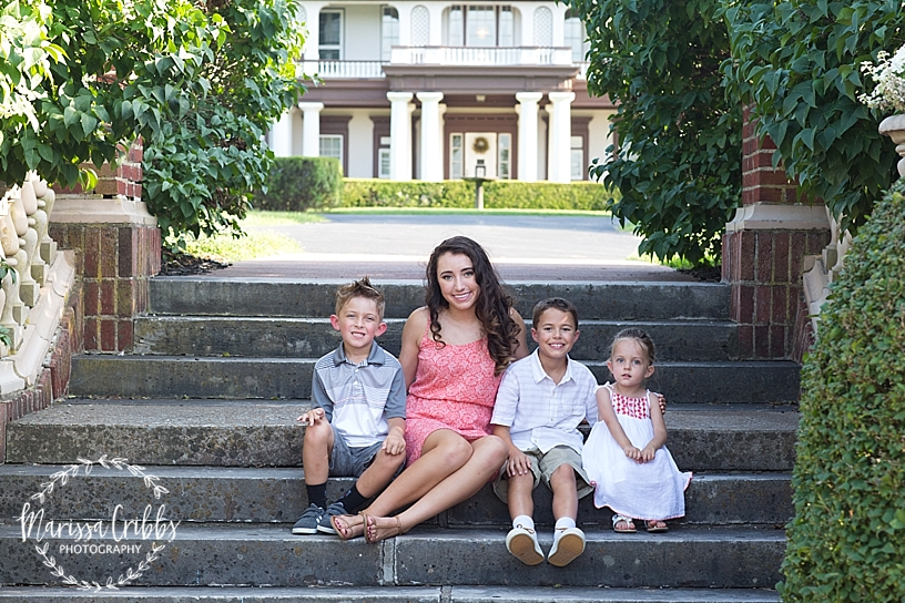 Longview Mansion Family Session | Marissa Cribbs Photography | KC Family Photography_4389.jpg