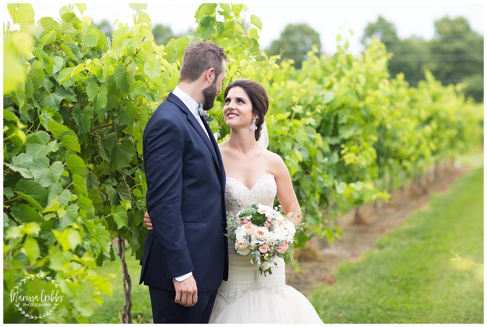Stonehaus Winery Wedding | KC Wedding Photographer | Marissa Cribbs Photography | The Pavilion Event Space_0370.jpg